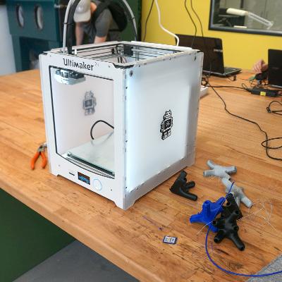 3D Drucker, 3D printer, Maker Space, integriertes Produktdesign, Hochschule Coburg
