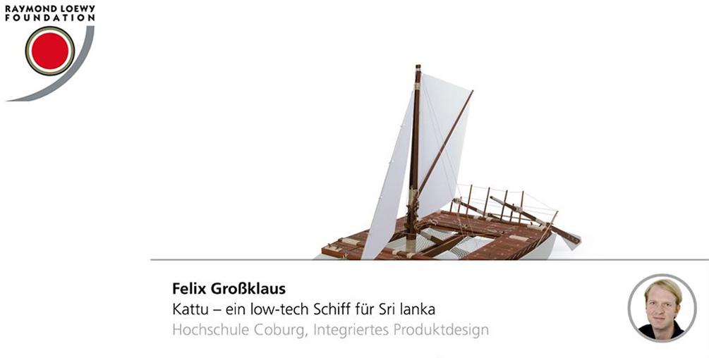 Felix Großklaus, Kattu, integriertes Produktdesign, Hochschule Coburg, Lucky Strike Design Award