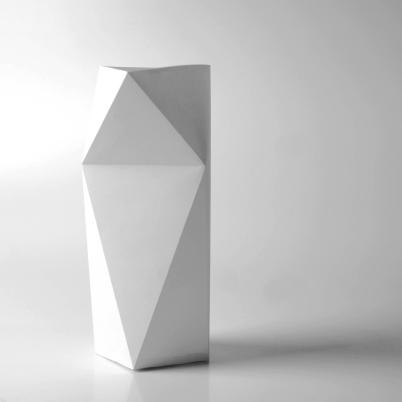 Papierkanne, Grundlagen des Gestaltens, integriertes Produktdesign, Hochschule Coburg,