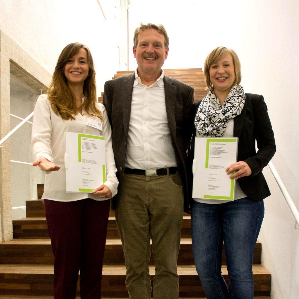 MiaSeeger Preis, Theresa Schinagl, Nadja Roth, Gerhard Kampe, integriertes Produktdesign, Hochschule Coburg