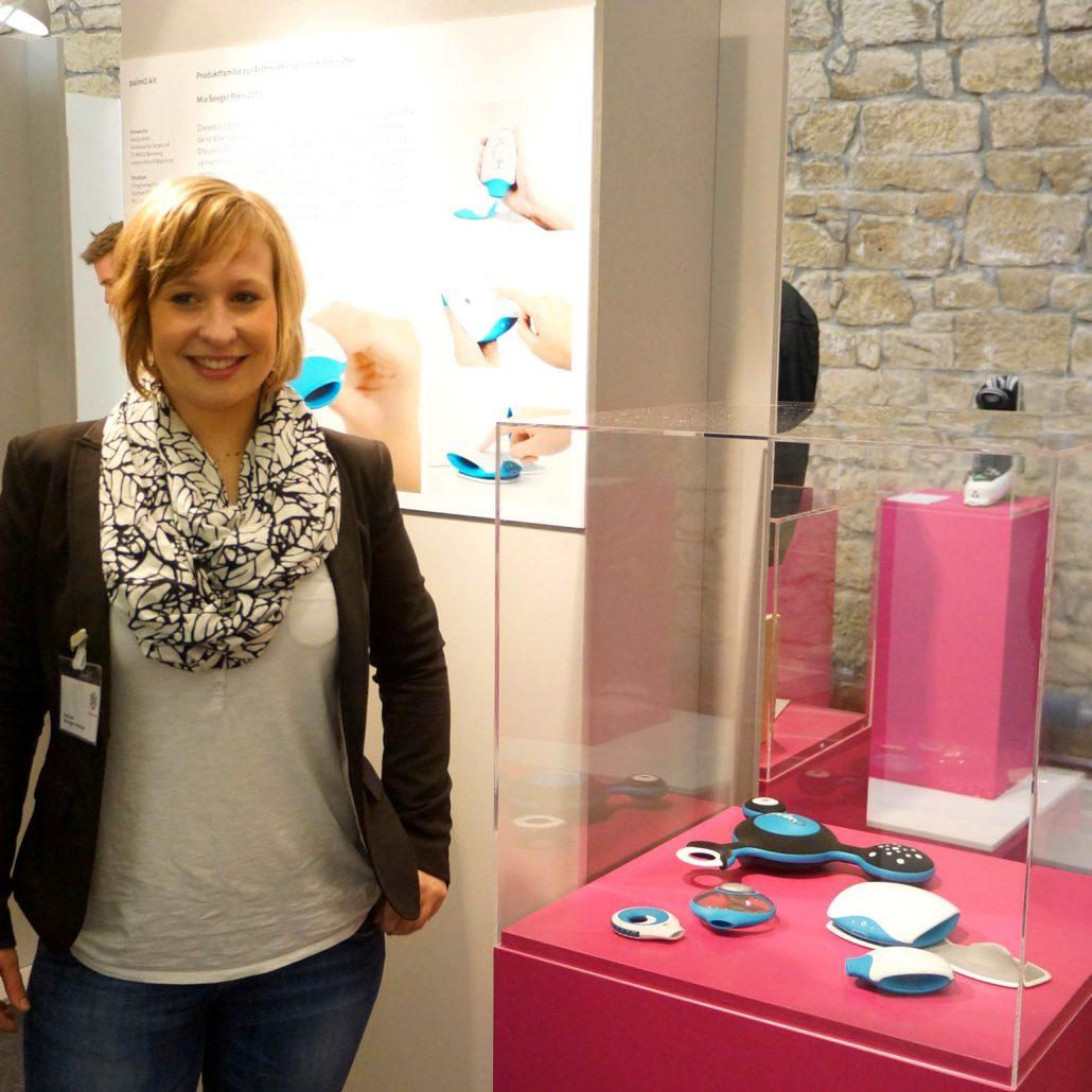 Mia Seeger Preis, Nadja Roth, integriertes Produktdesign, Hochschule Coburg