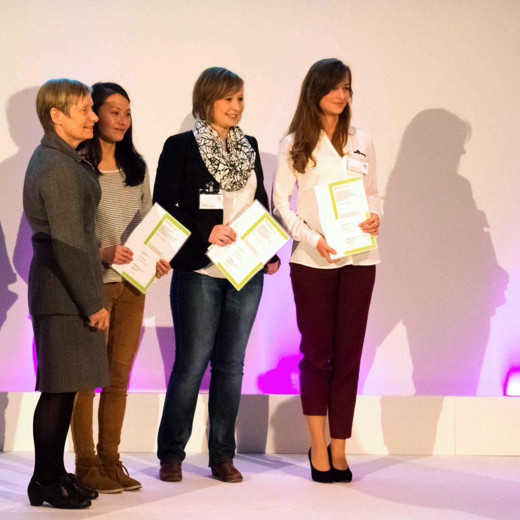 Mia Seeger Preis, Nadja Roth, Theresa Schinagl, integriertes Produktdesign, Hochschule Coburg,