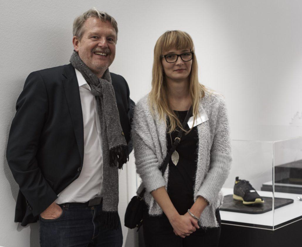 Mia Seeger Preis, Gerhard Kampe, Sabine Harrer, Shoes not only for the blind, integriertes Produktdesign, Hochschule Coburg, Bachelorarbeit