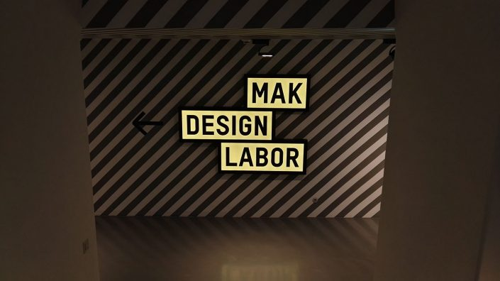 MAK Design Labor, Wien Exkursion, Integriertes Produktdesign