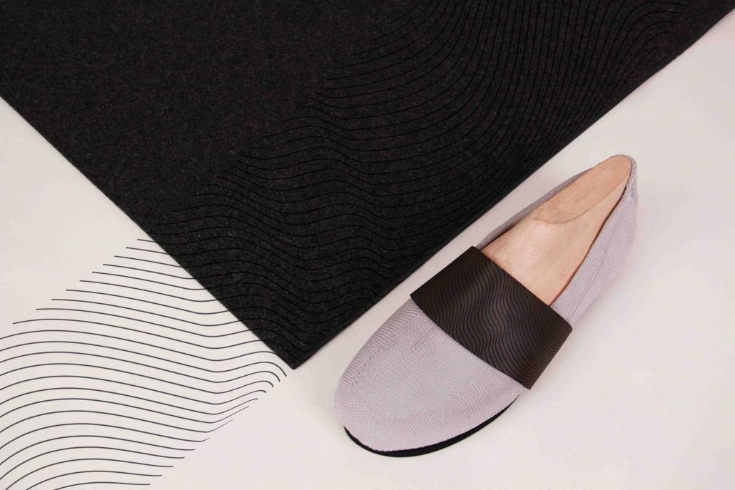 Bachelorarbeit, Yarn&Yutta, Integriertes Produktdesign, Schuhe, Individualisierbar, Nachhaltigkeit, Mode